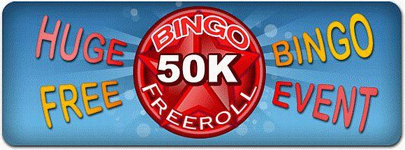 Cyber Bingo Freeroll