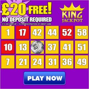 King-Jackpot-bingo