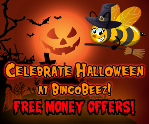 Bingo Halloween Promotions